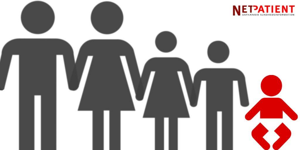 Falsk strubehoste rammer især småbørn