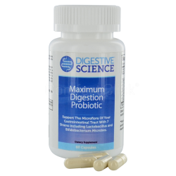 Maximum Digestion Probiotic